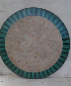 100cm Marokkaanse mozaiektafel eettafel
