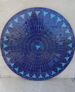 100cm Mozaiektafel graveer (2)
